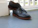 Shoe Style: Florsheim Limited Veblen Longwing Shoe
