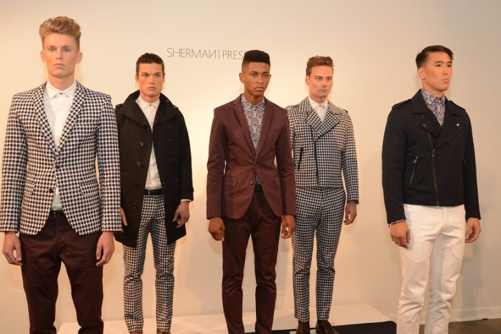 SHERMAN  PRESTON_Spring 2015 NYFW_1